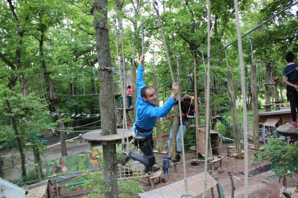 Treetop adventures geneva